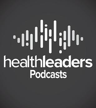 black podcast logo