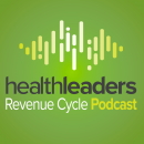 HealthLeaders revcycle podcast logo
