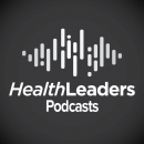 HealthLeaders podcast logo